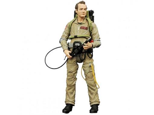 Peter Venkman - Ghostbusters (Caça Fantasma) - Diamond Select Toys