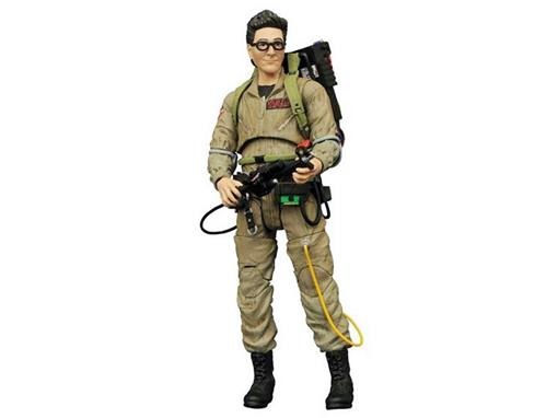 Egon Spengler - Ghostbusters (Caça Fantasma) - Diamond Select Toys