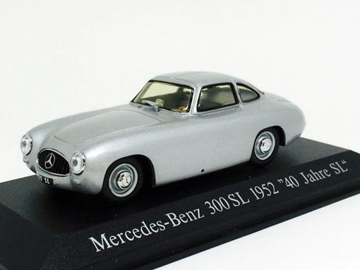 Mercedes Benz: 300SL