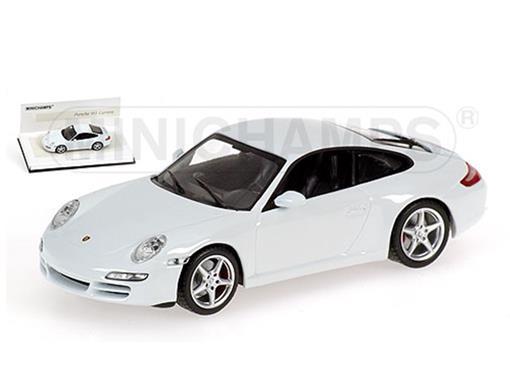 Porsche: 911 Carrera (2004) - Linea Bianco No.1 - 1:43 - Minichamps