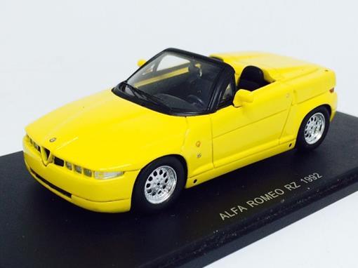Alfa Romeo: Rz (1992) - Amarelo - 1:43 - Spark