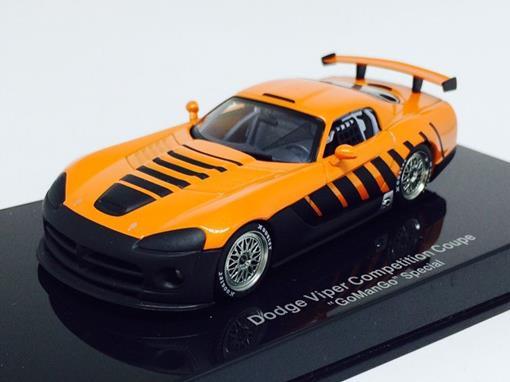 Dodge: Viper Competition Coupe