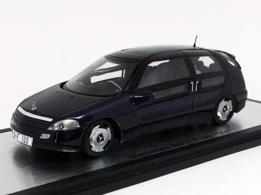 Mercedes Benz: F100 Concept Car (1991) - Roxo - 1:43 - Spark