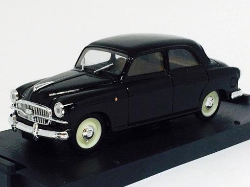 Fiat: 1400B Nero (1956) - 1:43 - Brumm