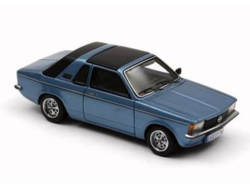 Opel: Kadett C Aero (1978) - Azul - 1:43 - Neo Scale
