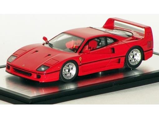 Ferrari: F40 (1988) - Vermelha - 1:43 - Red Line Models