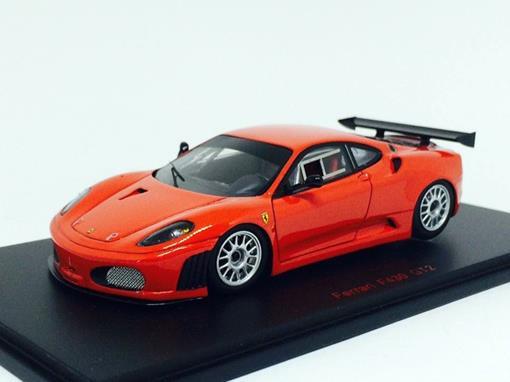 Ferrari: F430 GT2 - Vermelha - 1:43 - Red Line Models
