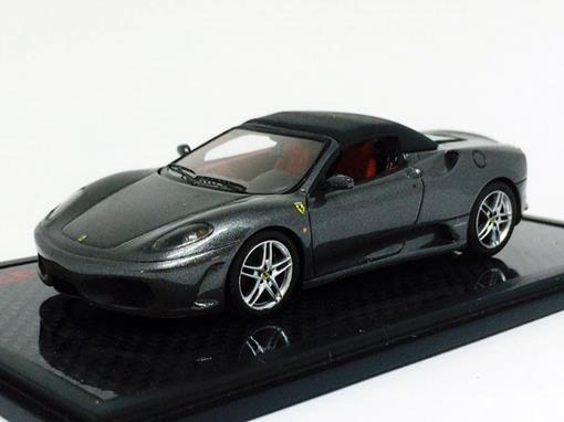 Ferrari: F430 Spyder - Grafite - 1:43 - Red Line