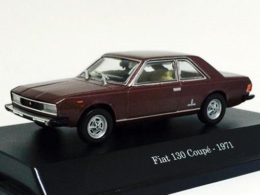Fiat: 130 Coupé (1971) - Borgonha - 1:43 - Starline Models