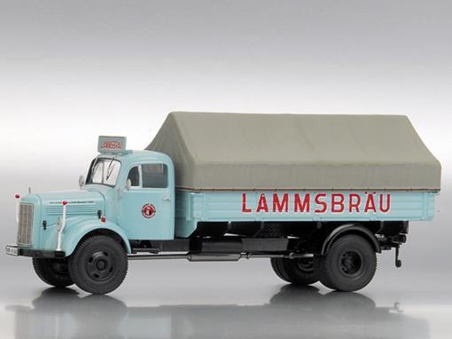 Mercedes Benz: L3500