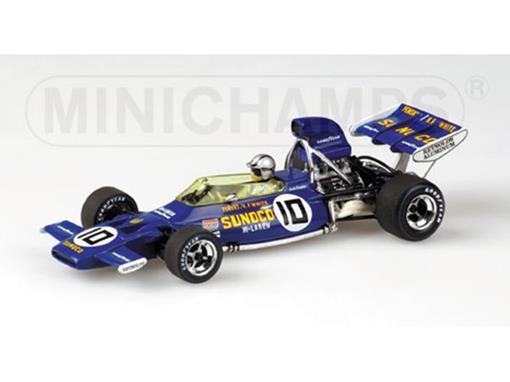 McLaren: Ford M19 - M. Donohue - Canada GP (1971) - 1:43 - Minichamps