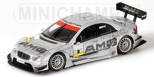 Mercedes Benz: C-Class - K. Raeikkoenen - Team AMG - DTM 2004 - 1:43 - Minichamps