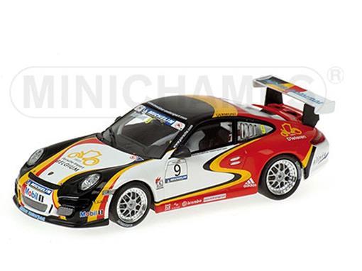 Porsche 911 GT3 Cup #9 - Porsche Supercup (2006) - 1:43 - Mnichamps