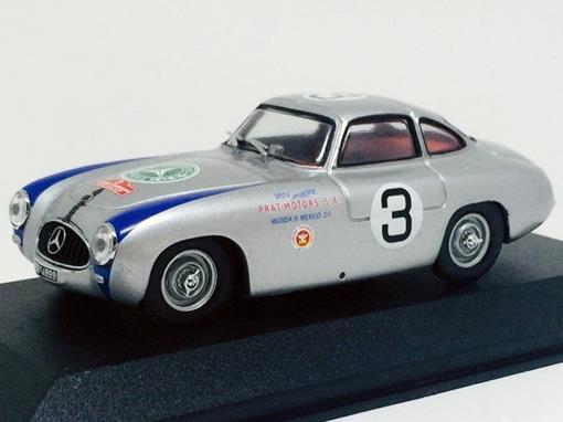 Mercedes Benz: 300 SL #3 - Panamericana (1952) - 1:43 Max Models