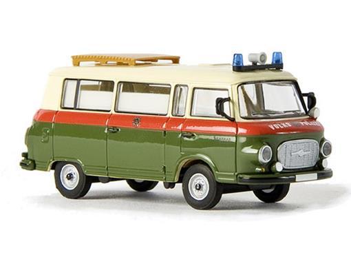 Volkswagen: Barkas B 1000