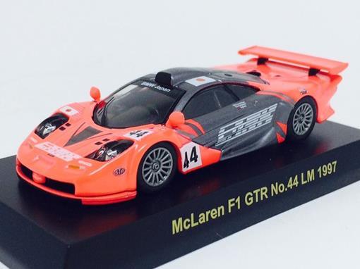 McLaren: F1 GTR - #44 Le Mans (1997) - 1:64 - Kyosho