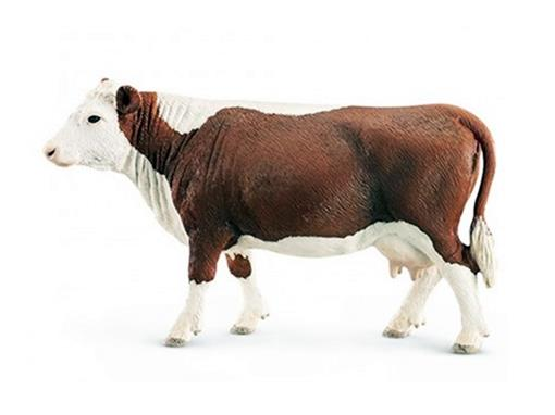 Vaca Hereford - Schleich