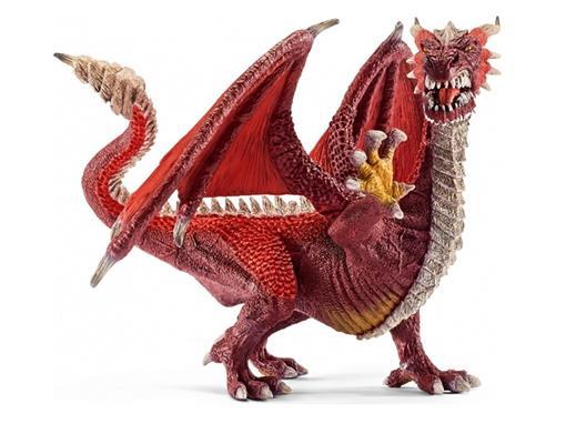 Dragão Guerreiro - Schleich