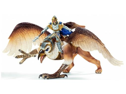 Griffin e Águia c/ Movimento - Schleich