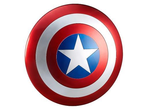 Escudo Capitão América - Marvel Legends - 1:1 - Hasbro