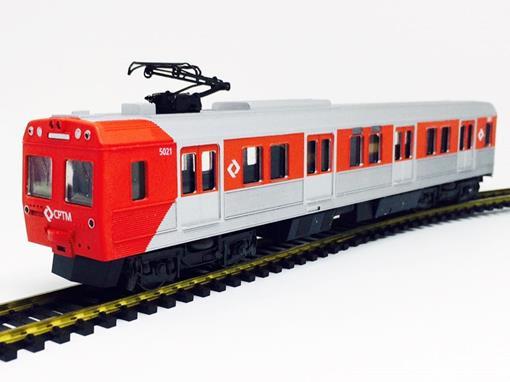 Trem Metropolitano - CPTM - HO - Frateschi