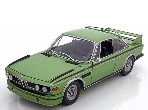 BMW: 3.0 CSL (1975) - Verde -  1:18 - Minichamps
