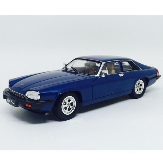 Jaguar: XJS (1975) Azul - 1:18 - Yat Ming