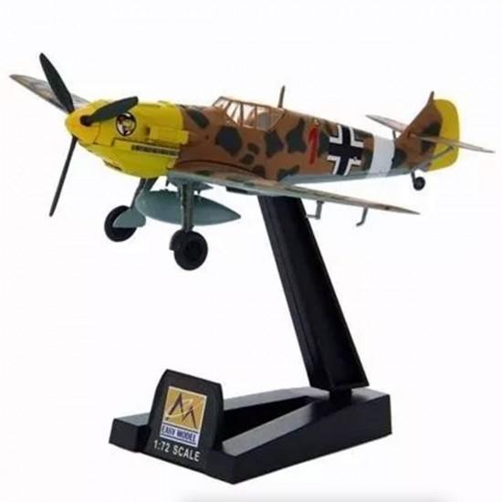 Messerschmitt: BF-109E/Trop: 2 Jg27 - 1:72 - Easy Model
