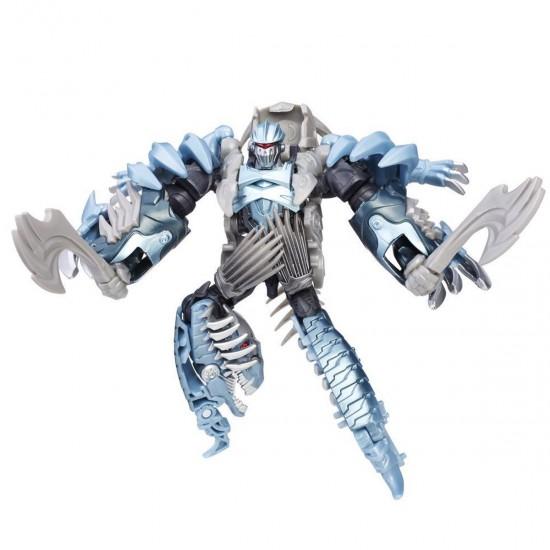 Boneco Transformers Dinobot Slash - Transformers: O Último Cavaleiro - Premier Edition - Hasbro