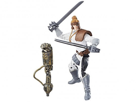 Boneco Shatterstar - X-Men - Marvel Legends Series - Hasbro