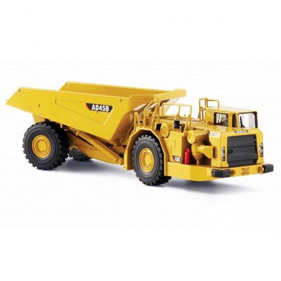 Caterpillar: Caminhão Articulado Subterrâneo AD45B - 1:50 - Norscot