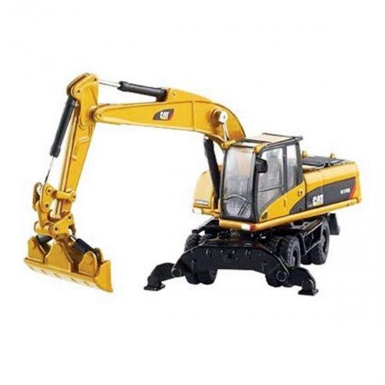Caterpillar: Escavadeira de Rodas M318D - 1:87 - HO - Norscot