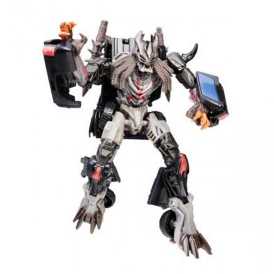 Boneco Transformers Decepticon Berserker - Transformes: O Último Cavaleiro - Premier Edition - Hasbro
