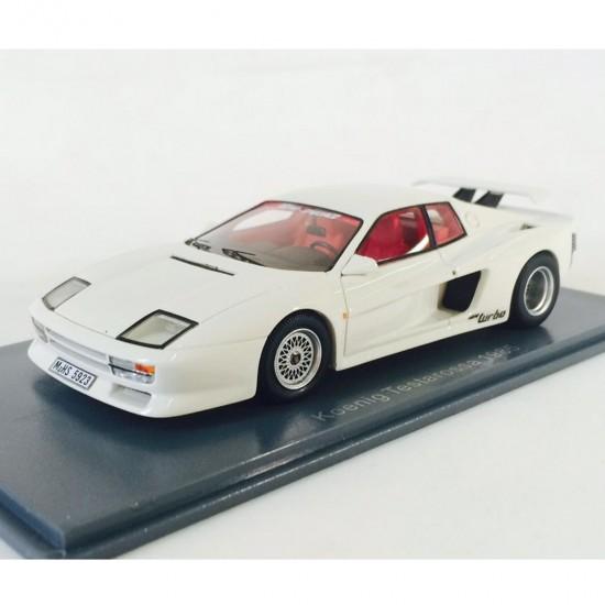 Ferrari: Koenig Testarossa (1985) - 1:43 - Neo Scale