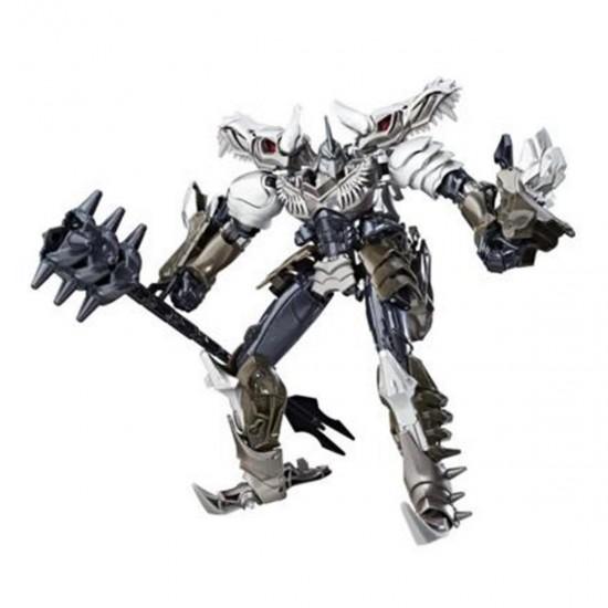 Boneco Transformers Grimlock - Transformes: O Último Cavaleiro - Premier Edition - Hasbro
