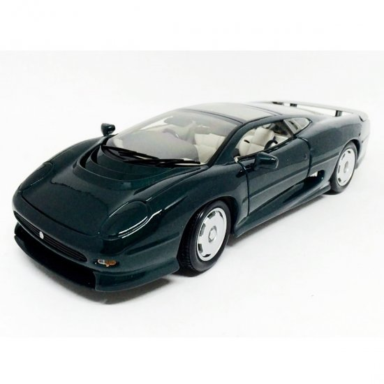 Jaguar: XJ220 - Verde Escuro - 1:18 - Maisto
