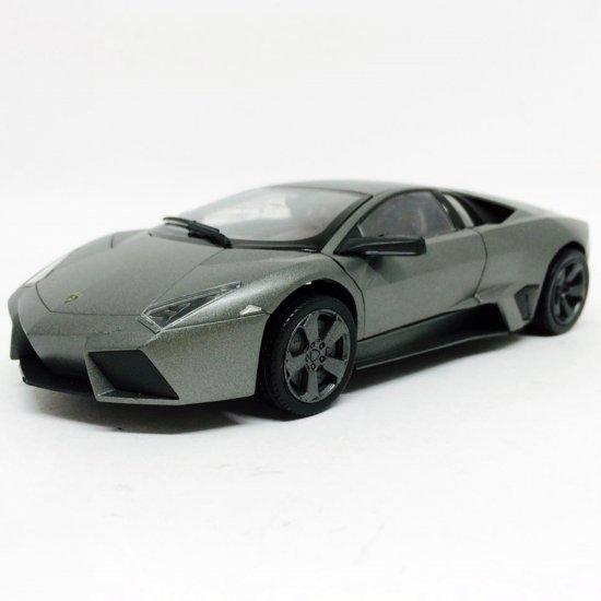 Lamborghini: Reventón - Grafite - 1:24 - Motor Max
