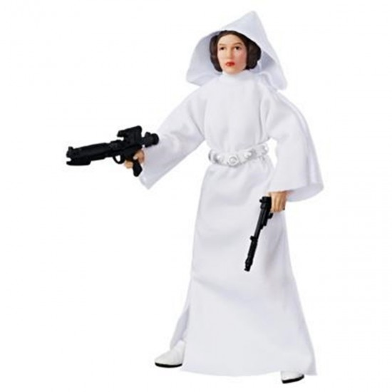 Boneco Princess Leia Organa - Star Wars - 40th Anniversary - Hasbro