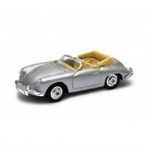 Imagem - Porsche: 356B - Prata - 1:60-1:64 - Welly