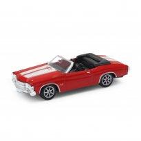 Imagem - Chevrolet: Chevelle SS 454 - Laranja - 1:60-1:64 - Welly