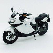Imagem - BMW: K1300S - Preta e Branca - 1:10 - Welly