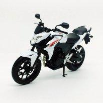 Imagem - Honda: CB500F - Preta e Branca - 1:10 - Welly