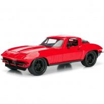 Imagem - Chevrolet: Corvette Letty's - Velozes e Furiosos 8 - 1:24 - Jada