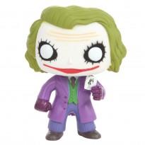 Imagem - Boneco The Joker - Batman The Dark Knight Trilogy - Pop! Heroes 36 - Funko