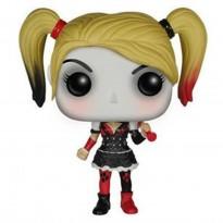 Imagem - Boneco Harley Quinn - Batman Arkham Knight - Pop! Heroes 72 - Funko