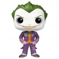 Imagem - Boneco The Joker - Batman Arkham Asylum - Pop! Heroes 53 - Funko