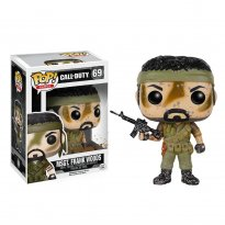 Imagem - Boneco Msgt. Frank Woods - Call of Duty - Pop! Games 69 - Funko