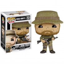 Imagem - Boneco Capt. John Price - Call of Duty - Pop! Games 72 - Funko
