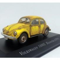 Imagem - Volkswagen: 1600S (1974) - Customizado e Envelhecido -