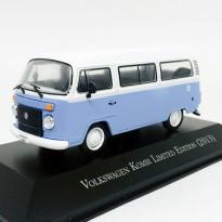 Imagem - Volkswagen: Kombi Limited Edition (2013) - Azul e Branco - 1:43 - Ixo